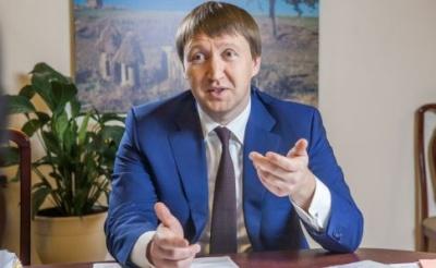 Міністр Кутовий подав у відставку