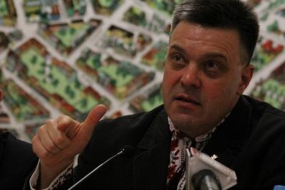 """Бурбак заявив, що не бачився з Тягнибоком, відколи """"Свобода"""" вийшла з коаліції"""