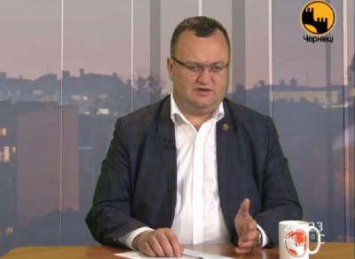 Каспрук заявив, що не збирається складати повноваження мера Чернівців