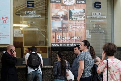 """Квитки на потяг """"Чернівці-Одеса"""" розкупили: на кінець червня майже не залишилось місць"""