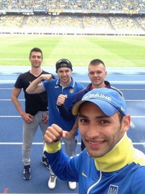Чернівецькі спринтери стали призерами чепіонату України та побили рекорд