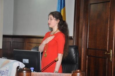 В горсовете Черновцов - новые депутаты и мэр
