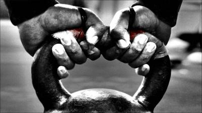 Буковинские гиревики соревновались в чемпионате области
