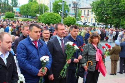 """У Чернівцях волонтери закликали правоохоронні органи звернути увагу на провокації """"Опоблоку"""" в регіоні"""