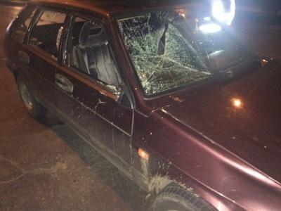 У Чернівцях уночі авто на смерть збило пішохода