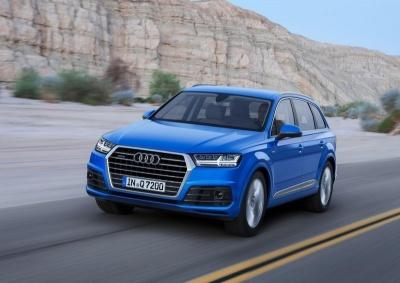 Днестровская ГАЭС за 2 миллиона покупает элитный внедорожник Audi Q-7 - дороже годового дохода