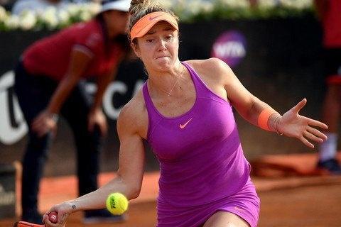 Українка Світоліна прикро втратила путівку в півфінал Roland Garros