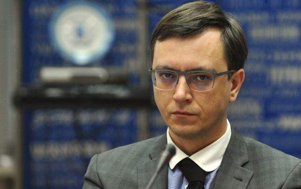 Омелян підтримує ідею обмеження автобусного тазалізничного сполучення зРосією