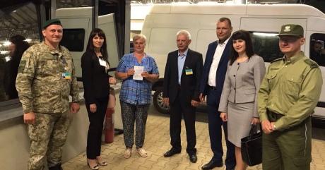 МЗС: Сотні українців вже перетнули кордон з ЄС без віз