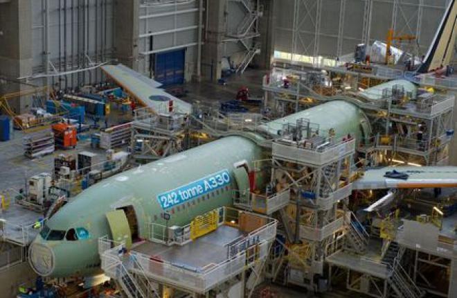 Airbus погрожує перенесенням виробництва зБританії через Brexit