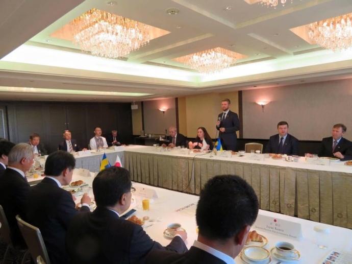 Японія опрацьовує безвіз для українців— нардеп