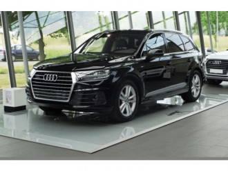 Дністровська ГАЕС закупила автомобіль Audi Q-7 за 2 млн грн