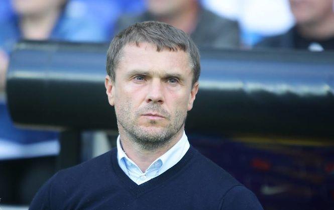 Сергій Ребров став головним тренером клубу зСаудівської Аравії
