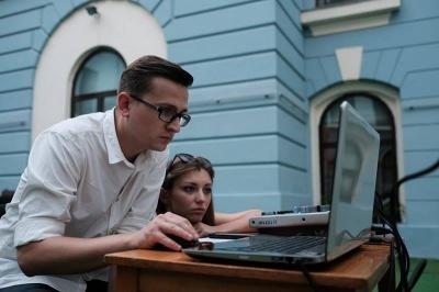 Во дворике ратуши Черновцов проведут ночь короткометражного кино