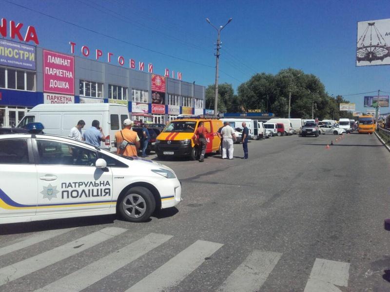 0c5276c624e429 У Чернівцях правоохоронці перекрили рух транспорту біля Калинки: сапери  шукали вибухівку