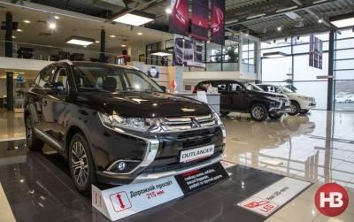 В Україні злетіли продажі нових автомобілів