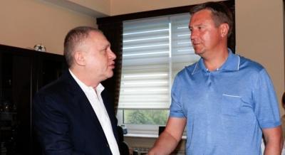 "Головним тренером київського ""Динамо"" став Хацкевич"