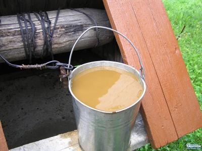 На Буковине из-за сильных осадков может ухудшиться качество питьевой воды