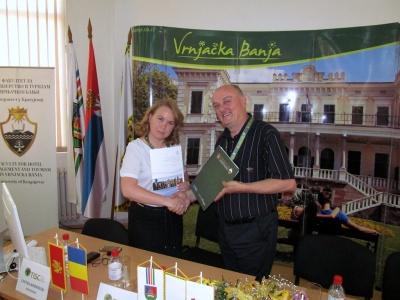 ЧНУ підписав угоду про співпрацю з університетом із Сербії