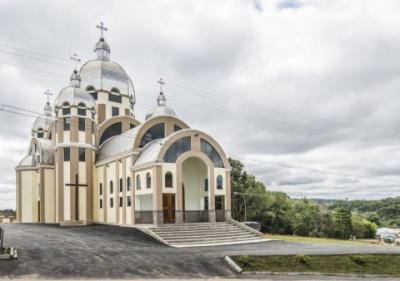 Українці відкрили один з найбільших храмів Бразилії