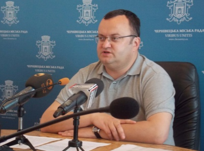 Керівник водоканалу Дзезик звільнився через цькування депутатів, - мер Чернівців