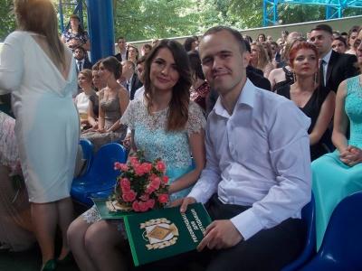В Черновцах выпускникам медуниверситета вручили дипломы (ФОТО)