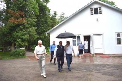 Инвестора для Брусницкого санатория попытаются найти в Румынии