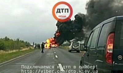 ДТП под Киевом: погибли три человека, среди которых был депутат облсовета