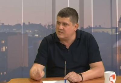 Бурбак розповів, про що спілкувався з мером Чернівців у кафе «Рандеву»