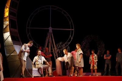 """У Чернівцях покажуть сучасний варіант """"Весілля Фігаро"""" від Вовкуна і Львівської опери"""