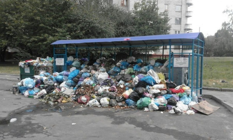 Уряд виділив 50 млн грн навивезення сміття зі Львова
