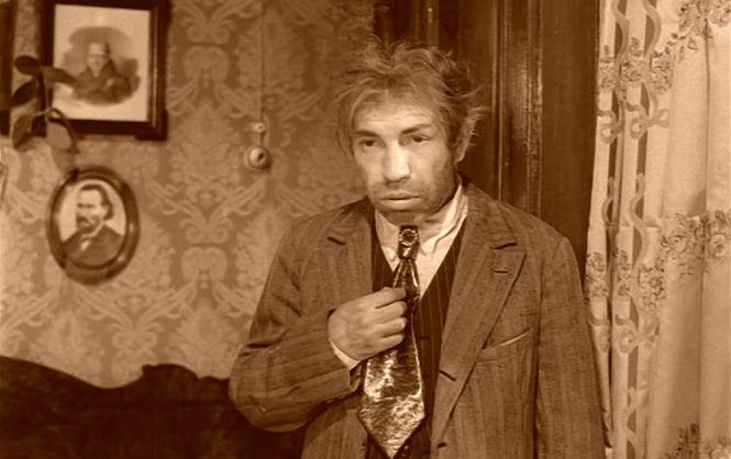 Помер актор В.Толоконник, який зіграв Шарікова в«Собачому серці»