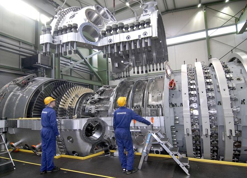 Siemens розриває угоди напоставку обладнання вРосію [ Редактировать ]