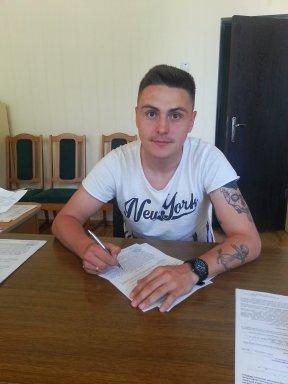 """У """"Буковину"""" повернувся півзахисник Немтінов"""