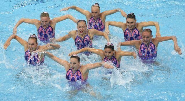 Синхронне плавання офіційно перейменували вартистичне