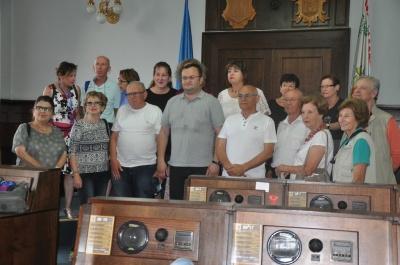 Черновцы посетили дети жертв Холокоста из Израиля