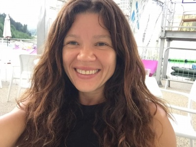 Руслана пішла на екстремальний рекорд у Карпатах: опубліковане відео