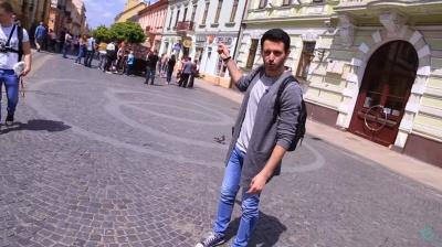 Львів'яни зняли пізнавальний туристичний відеоблог про Чернівців (ВІДЕО)