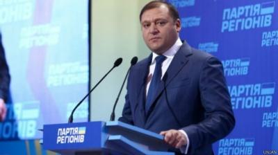 Прокуратура просить арештувати Добкіна, застава – понад 150 мільйонів