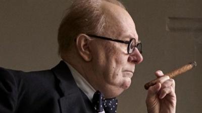 В мережі з'явився перший трейлер художнього фільму про Вінстона Черчилля: відео