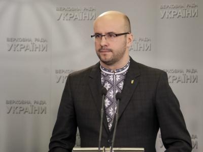Нардеп Рудик заявив, що не підтримуватиме призначення перевиборів у Чернівцях