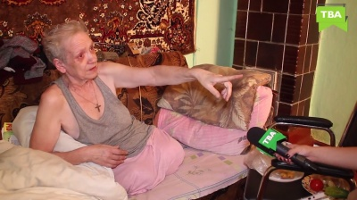 «За что я им дом отдала?»: В Черновцах женщину без обеих ног бросили умирать опекуны (ВИДЕО)