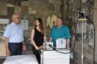 Дитяча лікарня Буковини отримала обладнання за грант від Японії