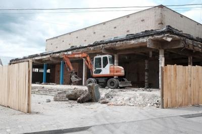 У Чернівцях триває реконструкція кінотеатру Миколайчука