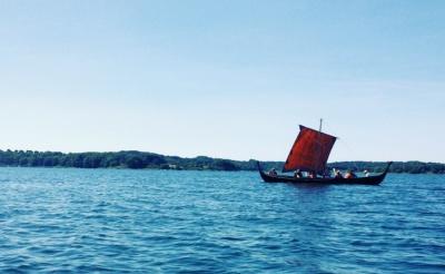 Мастера из Германии и Дании построят лодку викингов в Новоднестровске