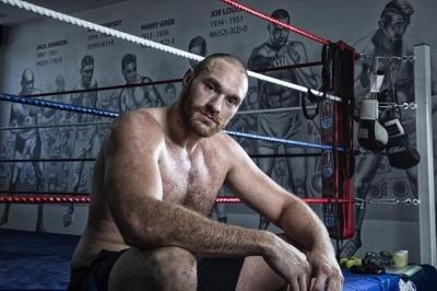 Суперважковик Тайсон Ф'юрі повідомив про завершення кар'єри