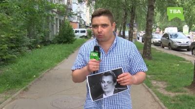 У Чернівцях журналісти з'ясовували, чи приходить на зустріч з виборцями депутат міськради Ростислав Білик (ВІДЕО)