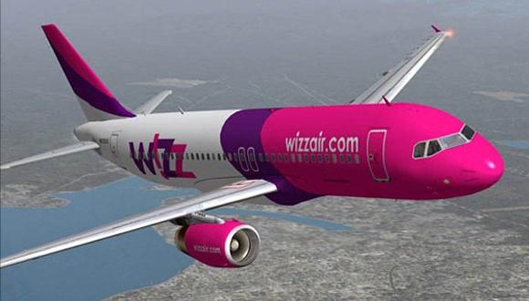 Wizz Air збільшить кількість напрямків зКиєва допольських міст