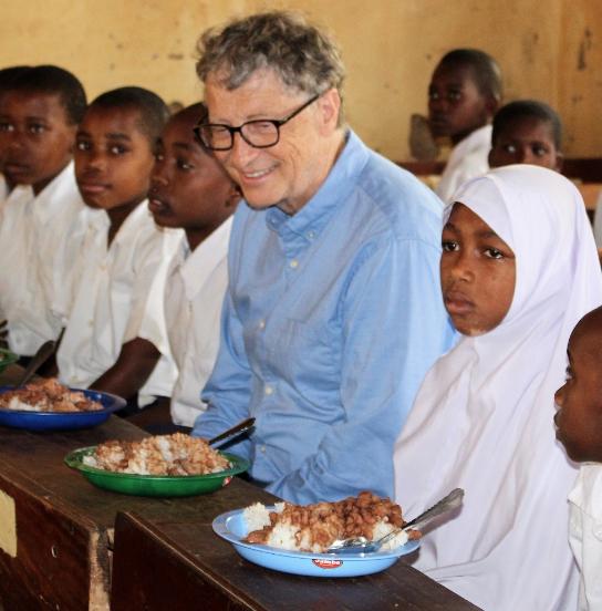 Білл Гейтс зареєстрував офіційний профіль вInstagram