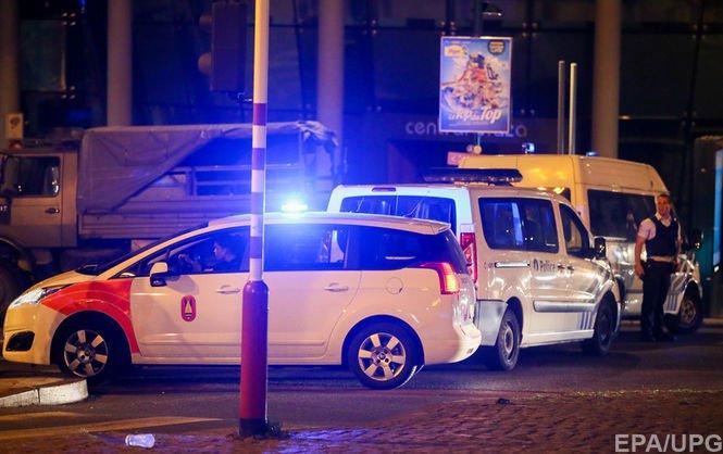 УБельгії внаслідок наїзду авто постраждали 4 людей